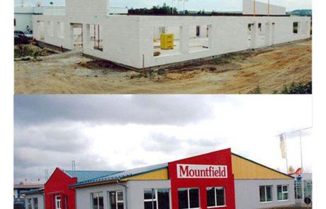 Mountfield Písek