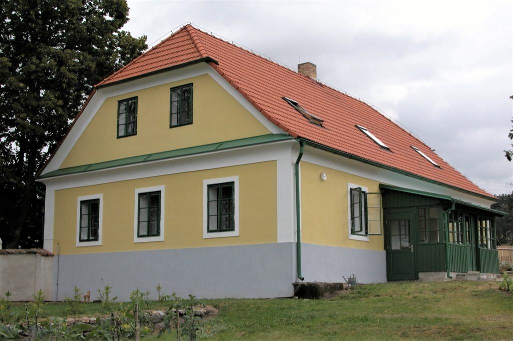 Hájovna Sobědraž